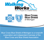 Blue Cross Blue Shield Walking Works