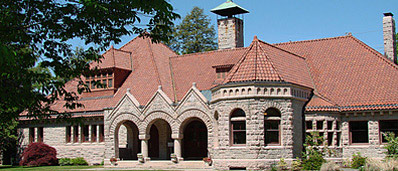 Pequot Library Building